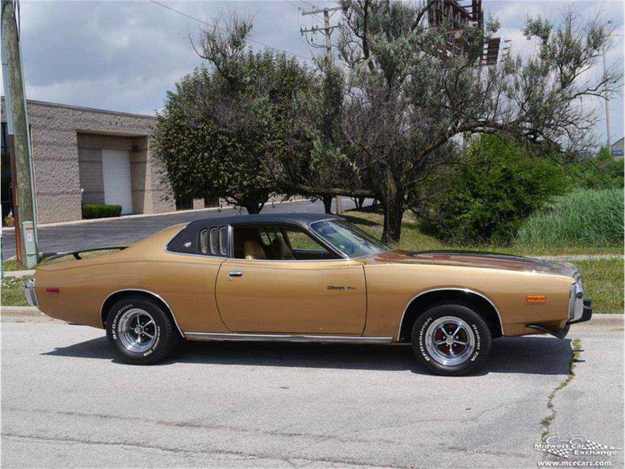 Large Picture of Classic 1973 Charger located in Illinois Offered by Midwest Car Exchange - KY4G