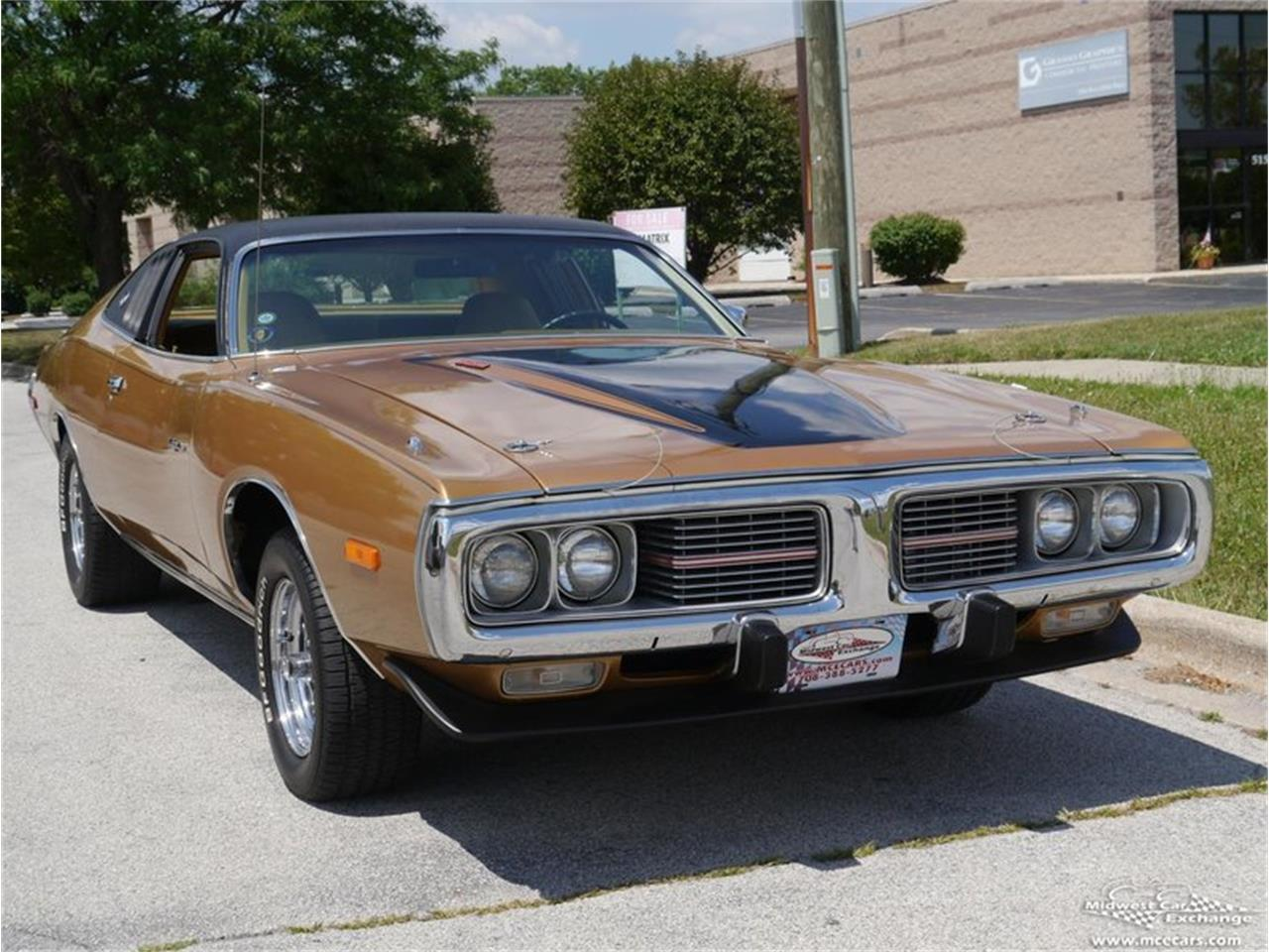 Large Picture of Classic '73 Dodge Charger located in Illinois - $27,900.00 - KY4G