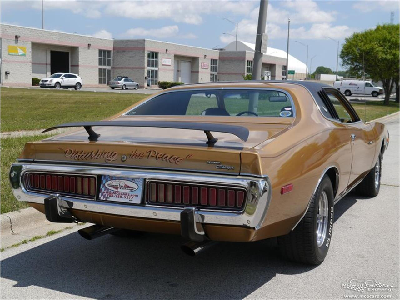 Large Picture of Classic 1973 Dodge Charger - $27,900.00 Offered by Midwest Car Exchange - KY4G