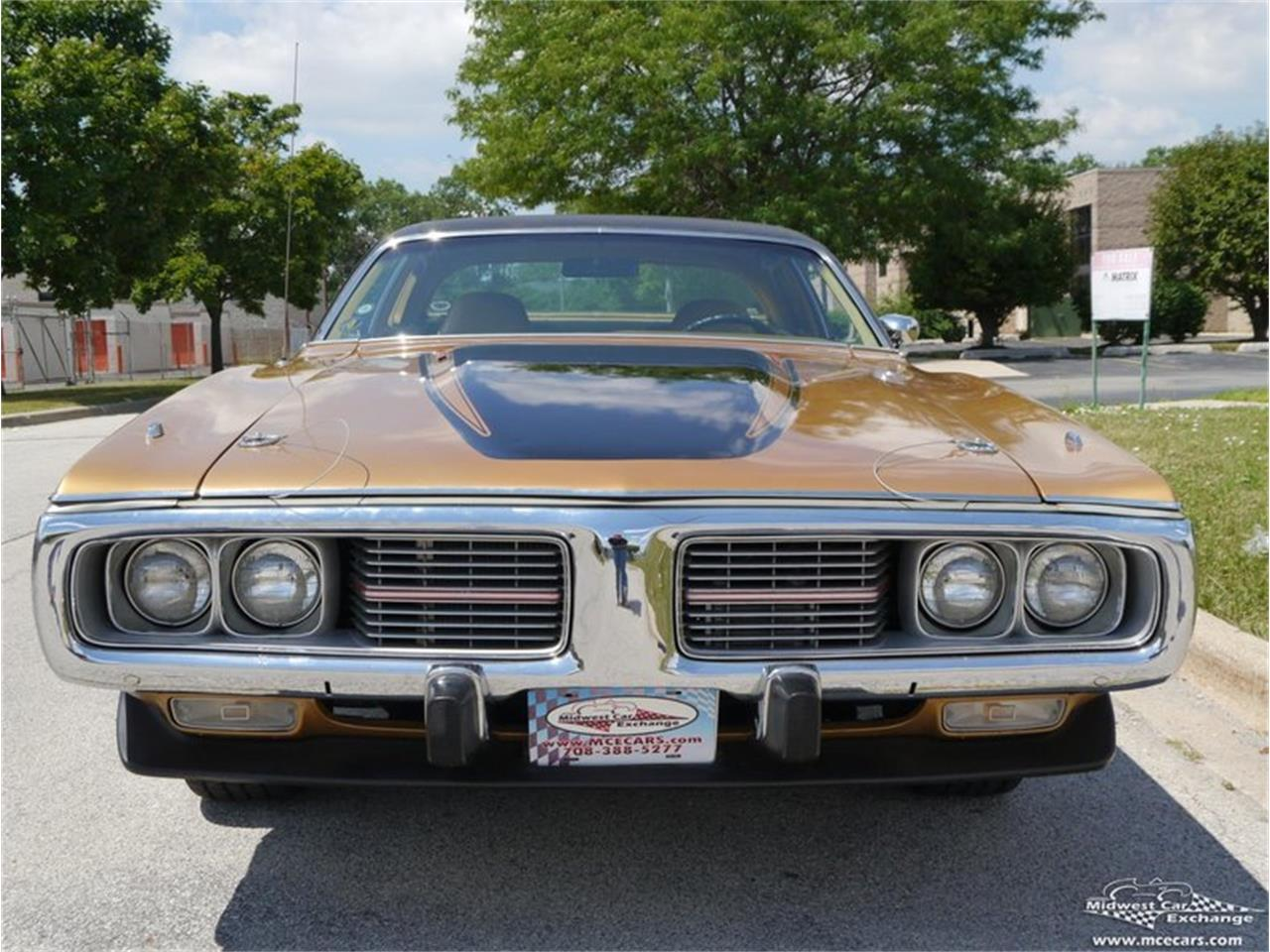Large Picture of '73 Dodge Charger located in Alsip Illinois - KY4G