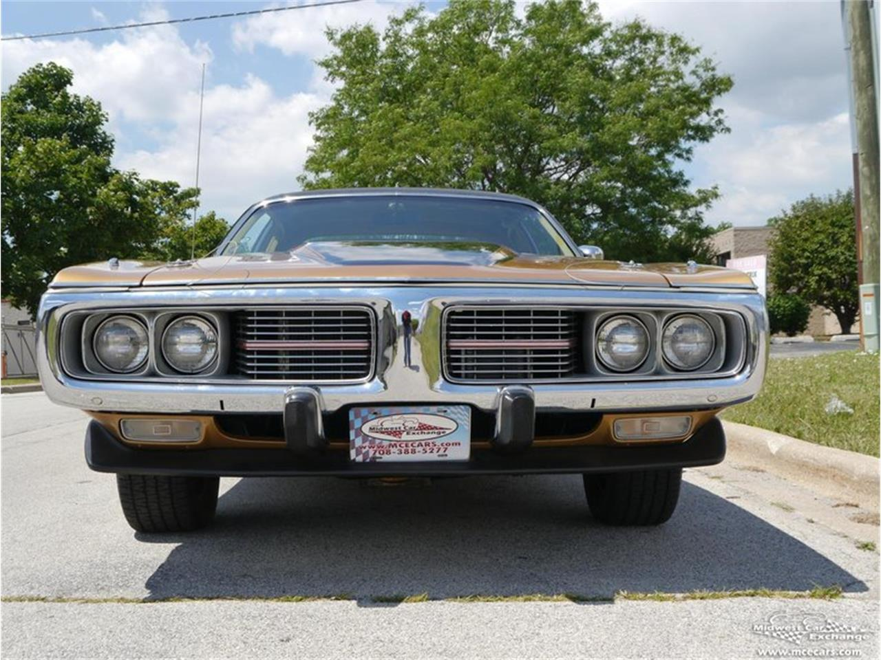 Large Picture of Classic '73 Dodge Charger located in Illinois - $27,900.00 Offered by Midwest Car Exchange - KY4G