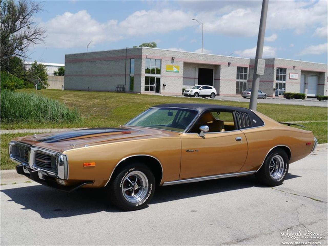 Large Picture of Classic '73 Dodge Charger located in Alsip Illinois - $27,900.00 - KY4G