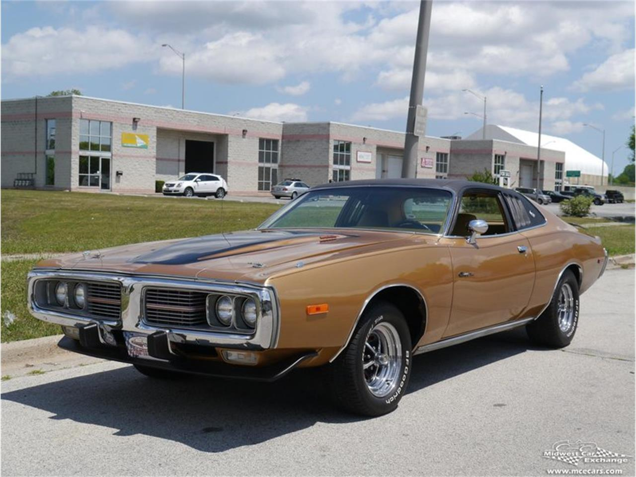 Large Picture of Classic 1973 Charger located in Illinois - $27,900.00 Offered by Midwest Car Exchange - KY4G