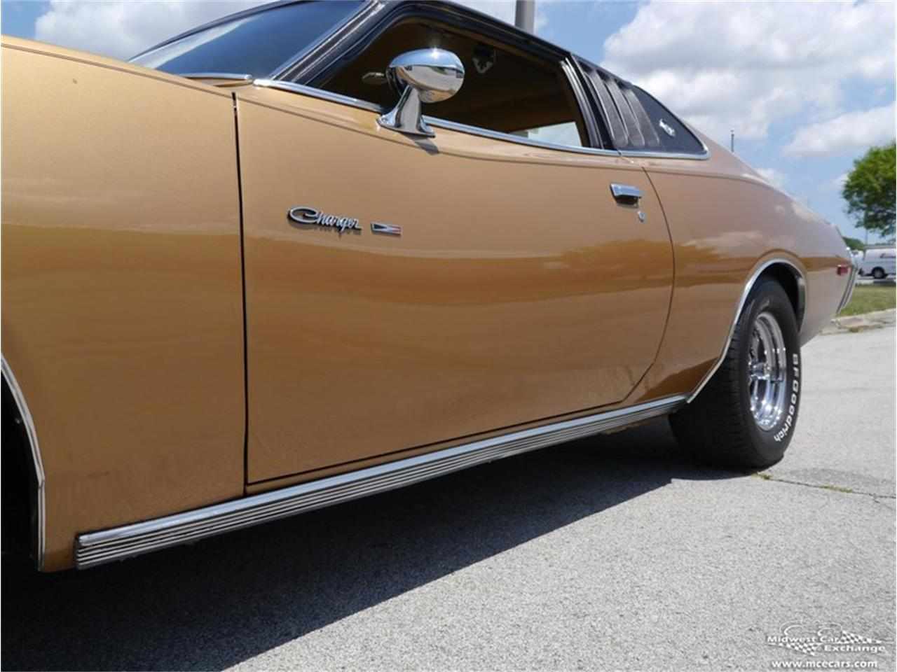 Large Picture of 1973 Charger located in Alsip Illinois Offered by Midwest Car Exchange - KY4G