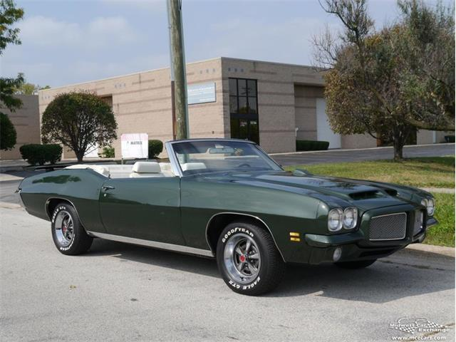 Picture of '71 GTO - KY4Y