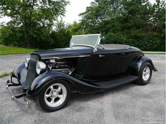 Picture of '34 Roadster - KY58