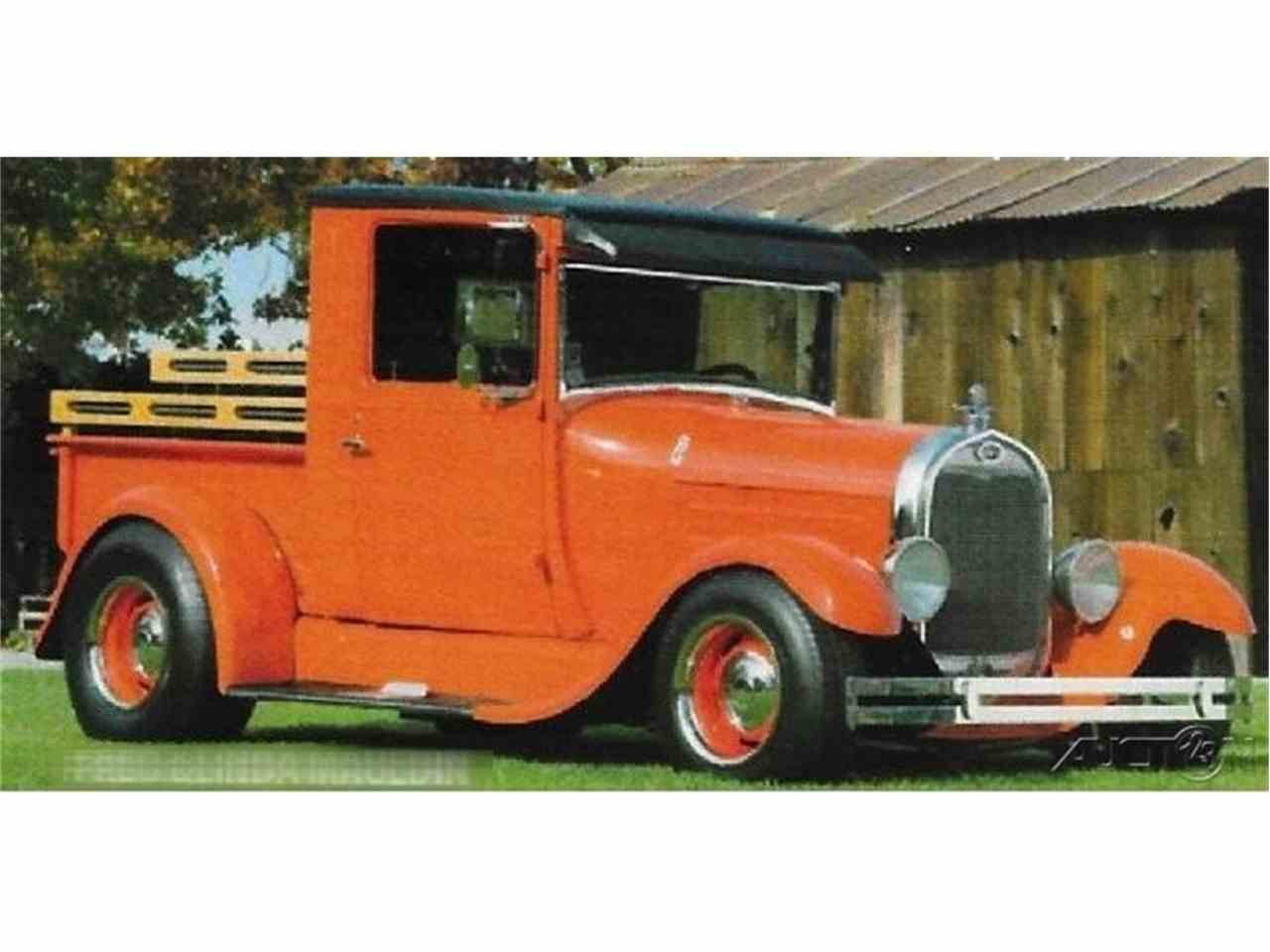 1928 Ford Model A Custom Built Pickup for Sale | ClassicCars.com ...