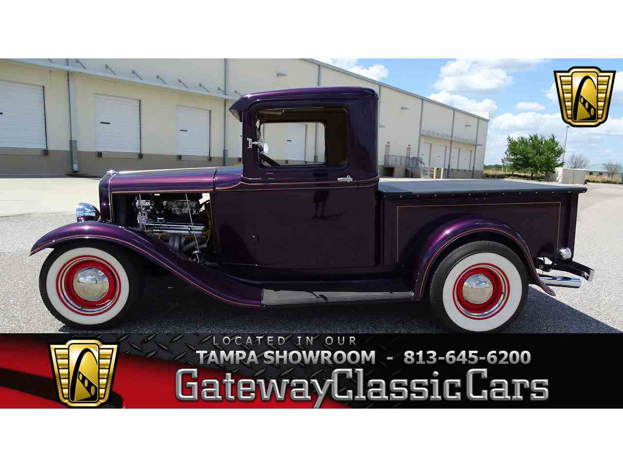 1932 Ford Pickup for Sale | ClassicCars.com | CC-977476