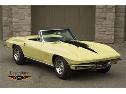Picture of '67 Chevrolet Corvette located in Ontario - $171,500.00 Offered by Legendary Motorcar Company - KYAL