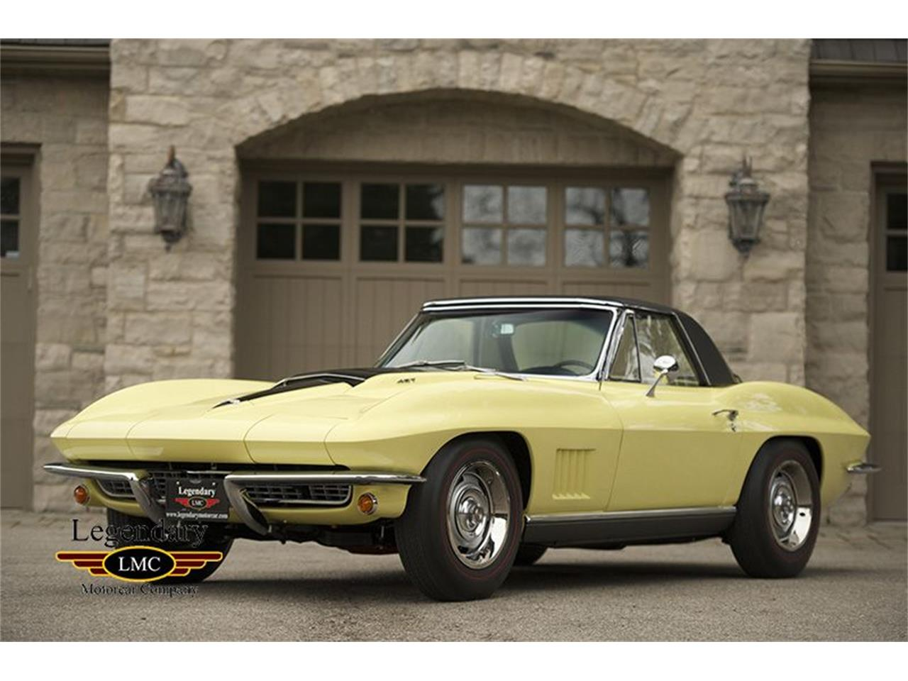 Large Picture of 1967 Corvette - $171,500.00 - KYAL