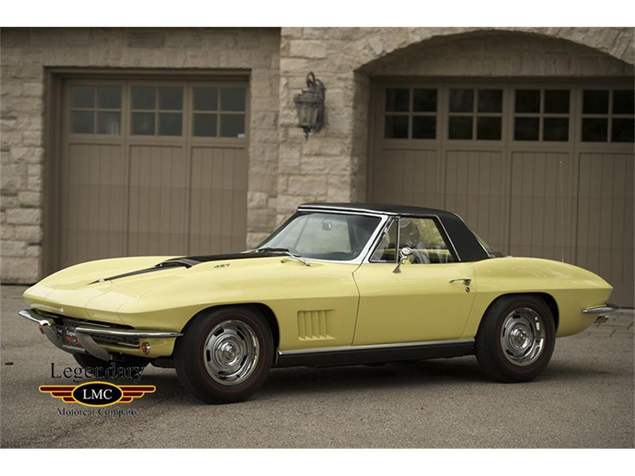 Large Picture of '67 Chevrolet Corvette located in Ontario - KYAL