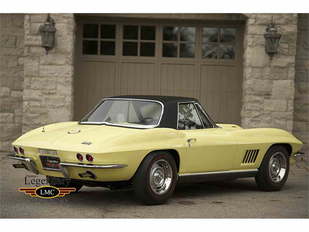 Large Picture of '67 Corvette - KYAL