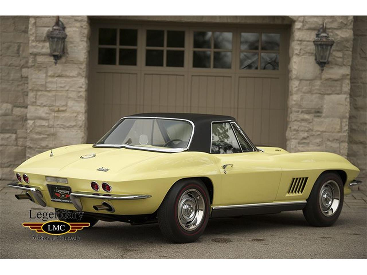 Large Picture of Classic 1967 Corvette located in Halton Hills Ontario - $171,500.00 - KYAL
