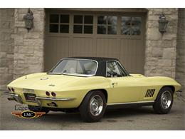 Picture of '67 Chevrolet Corvette located in Halton Hills Ontario - $171,500.00 - KYAL