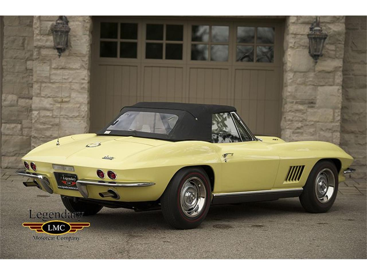 Large Picture of 1967 Corvette Offered by Legendary Motorcar Company - KYAL