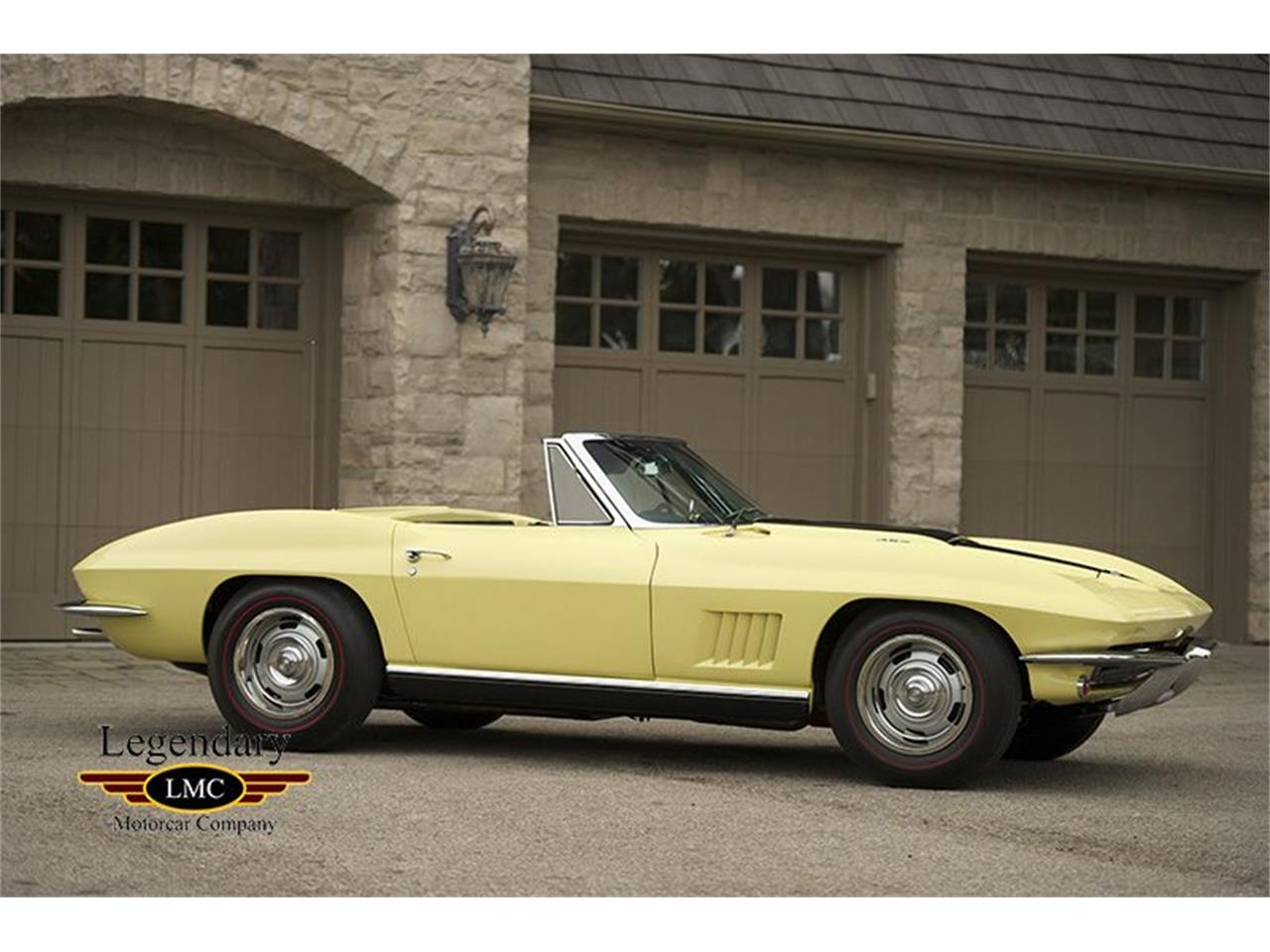 Large Picture of '67 Corvette located in Ontario - $171,500.00 - KYAL