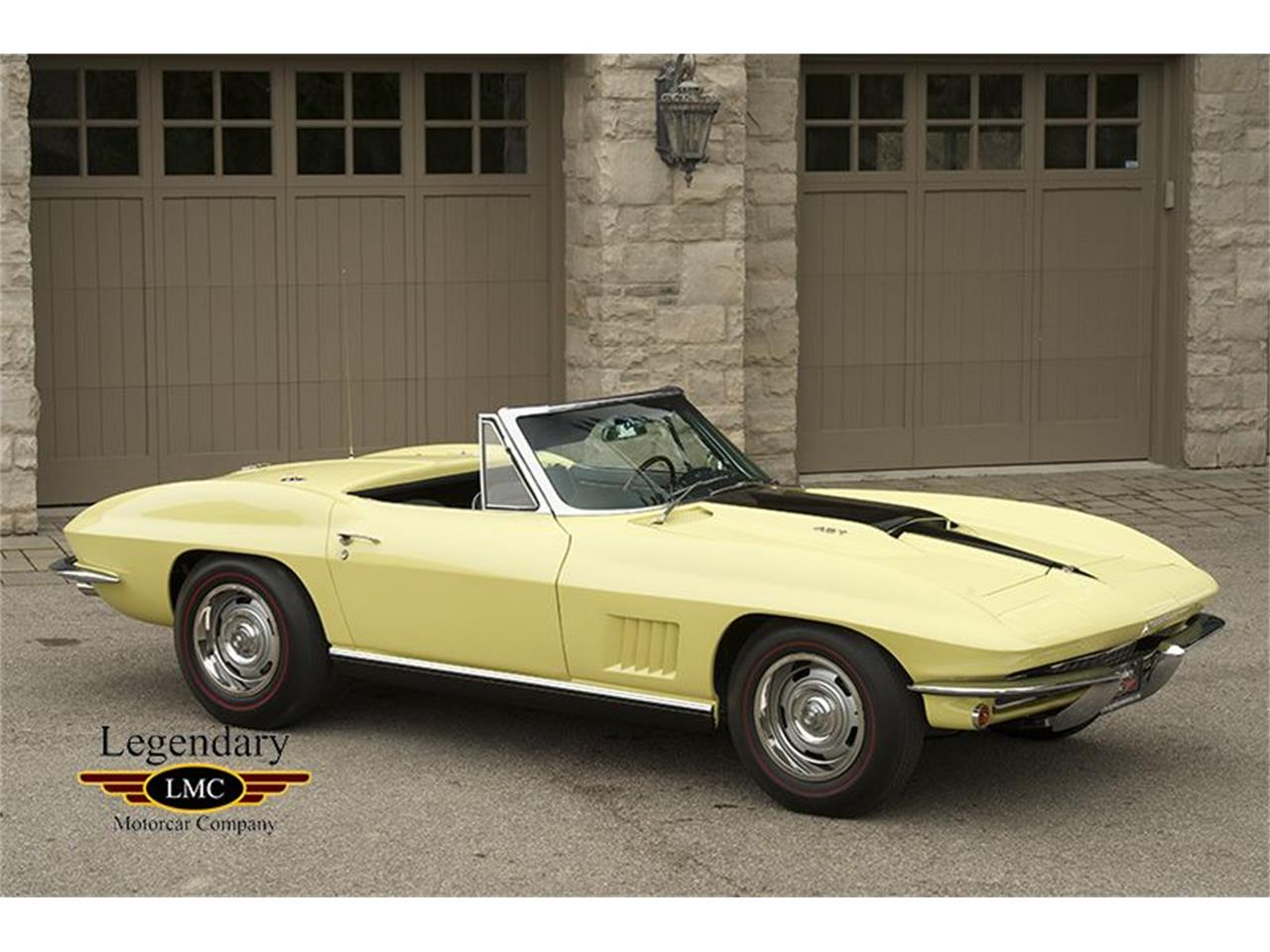 Large Picture of 1967 Chevrolet Corvette located in Halton Hills Ontario - $171,500.00 - KYAL