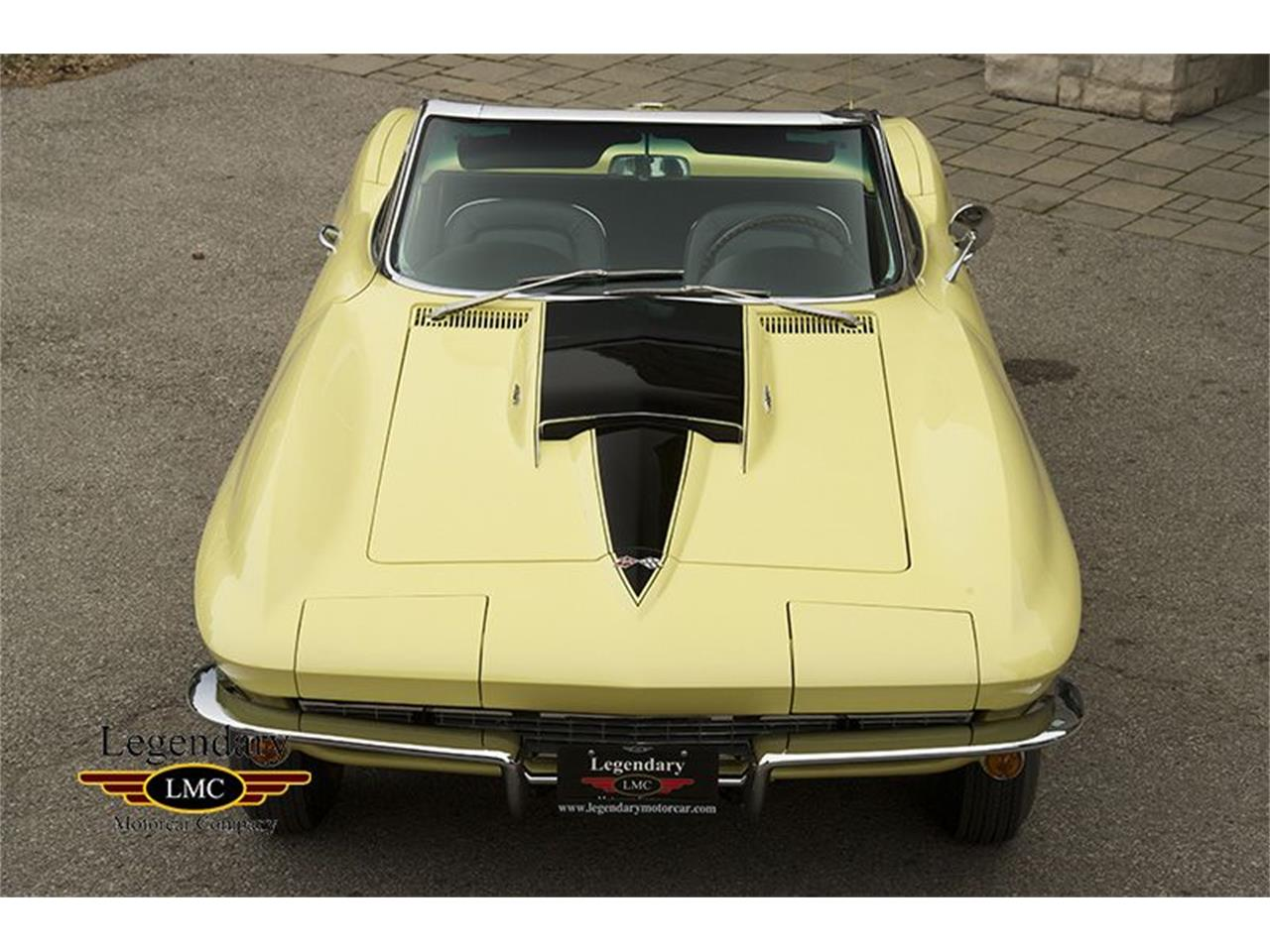 Large Picture of '67 Corvette - $171,500.00 Offered by Legendary Motorcar Company - KYAL