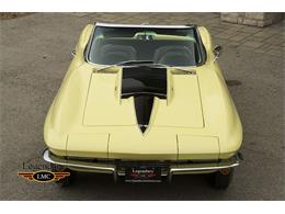 Picture of Classic 1967 Corvette - $171,500.00 Offered by Legendary Motorcar Company - KYAL