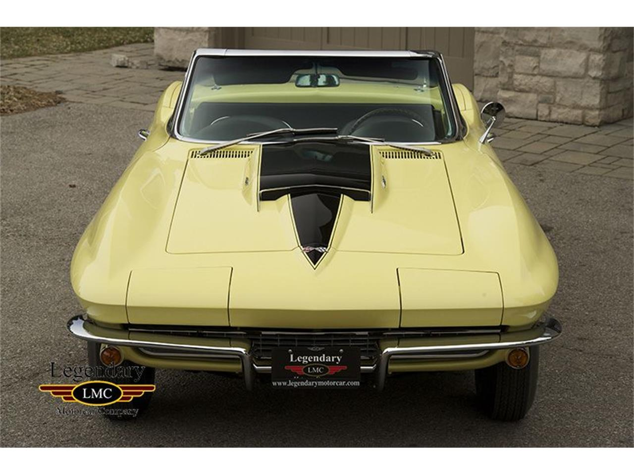 Large Picture of 1967 Chevrolet Corvette located in Ontario - $171,500.00 Offered by Legendary Motorcar Company - KYAL