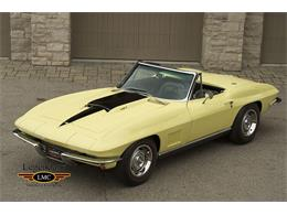 Picture of Classic 1967 Chevrolet Corvette located in Halton Hills Ontario Offered by Legendary Motorcar Company - KYAL
