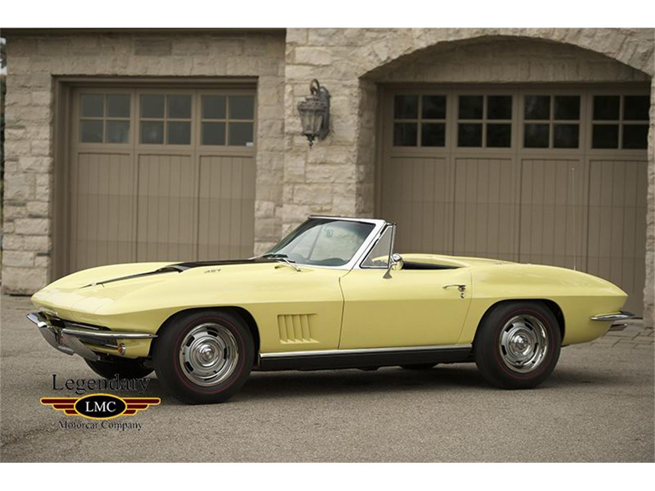 Large Picture of Classic 1967 Chevrolet Corvette - $171,500.00 Offered by Legendary Motorcar Company - KYAL