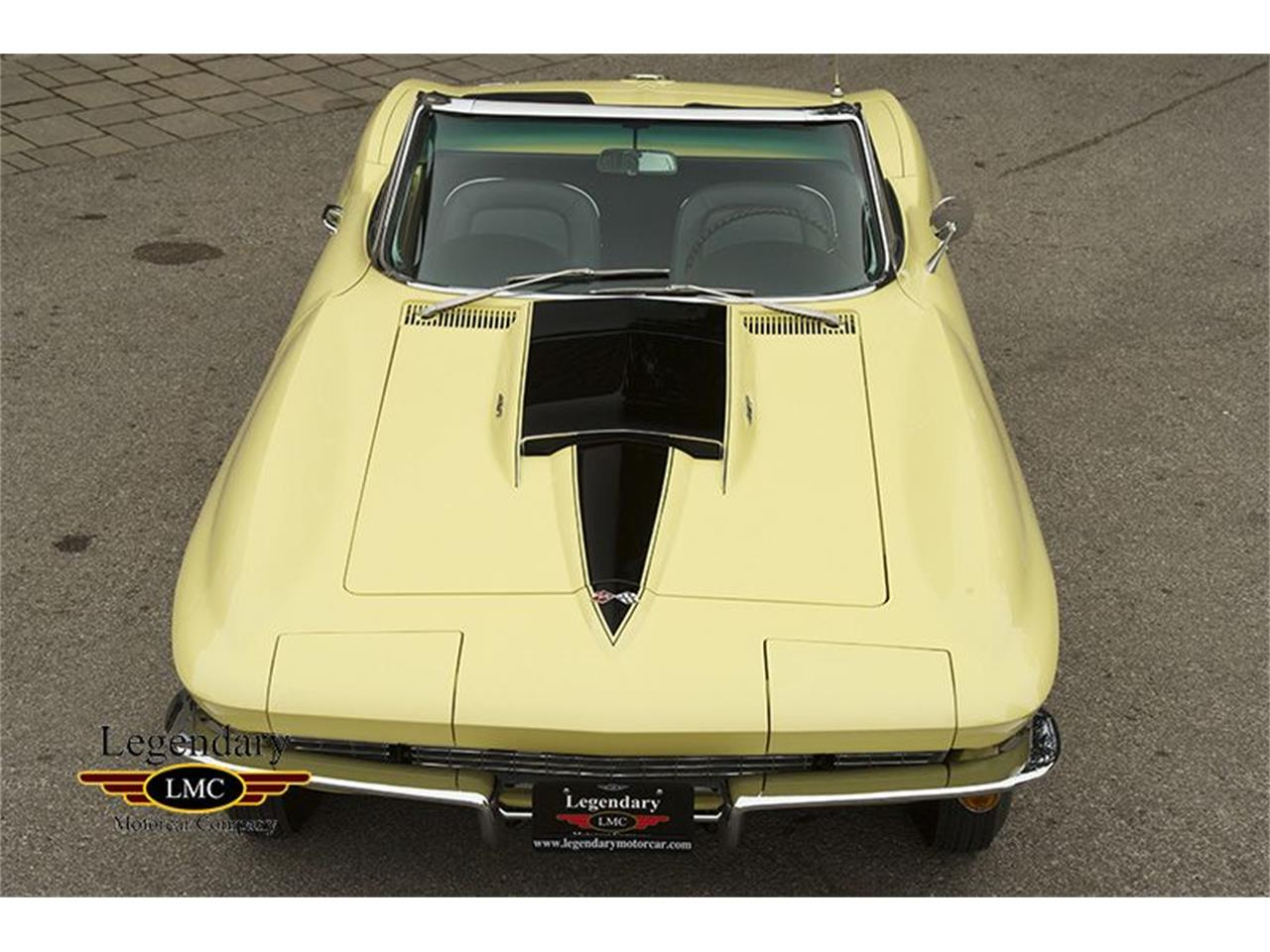 Large Picture of '67 Corvette located in Halton Hills Ontario - $171,500.00 - KYAL