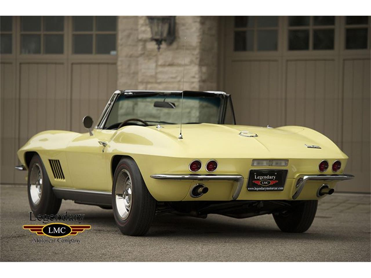 Large Picture of Classic '67 Corvette located in Ontario - KYAL