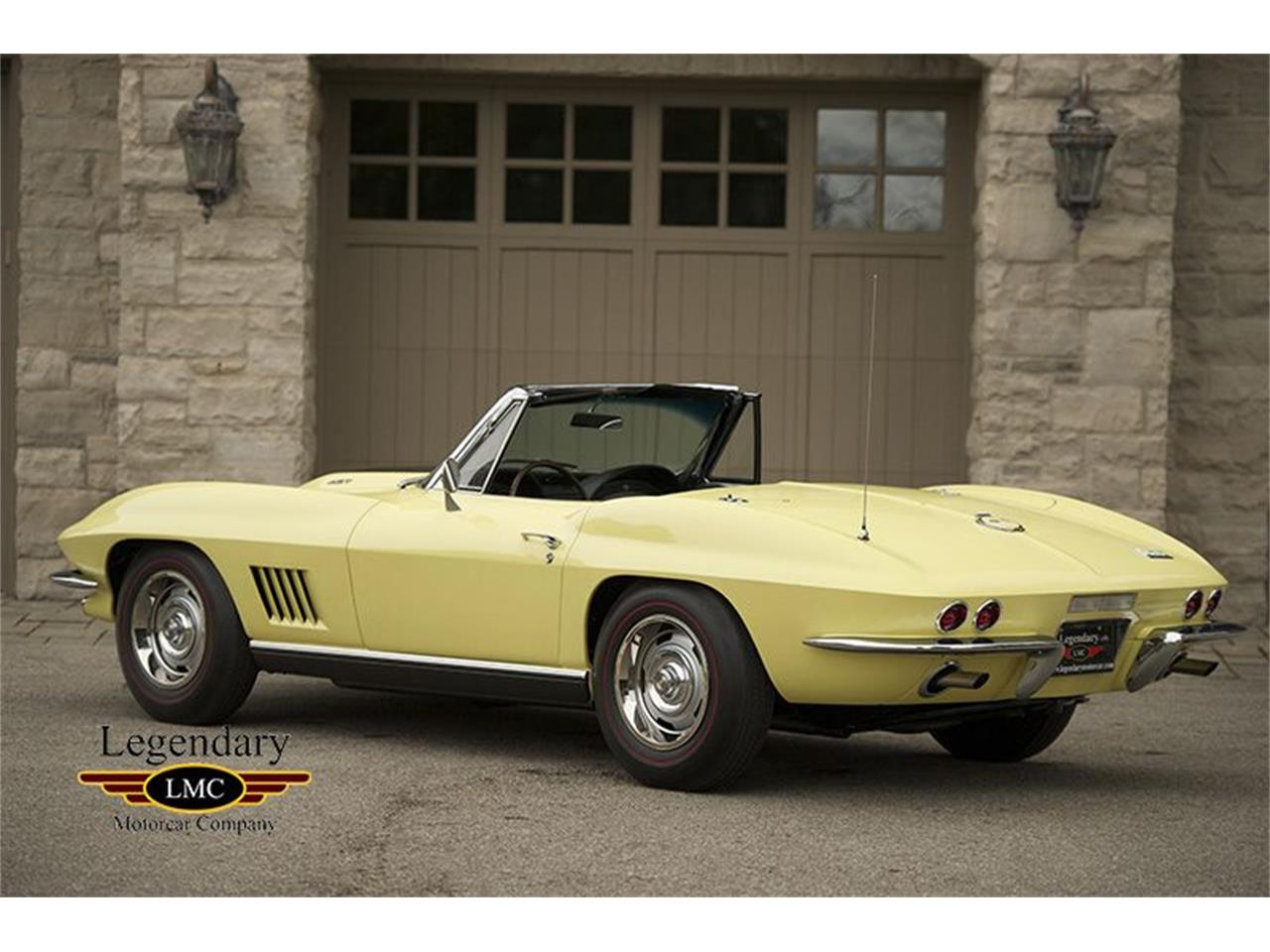 Large Picture of Classic 1967 Chevrolet Corvette located in Halton Hills Ontario - $171,500.00 - KYAL