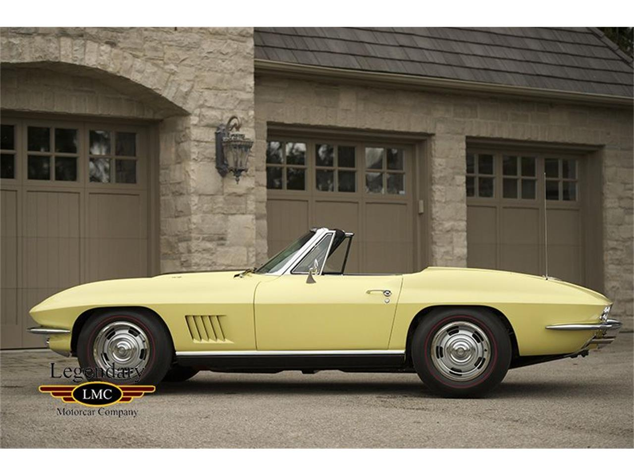 Large Picture of Classic '67 Corvette Offered by Legendary Motorcar Company - KYAL