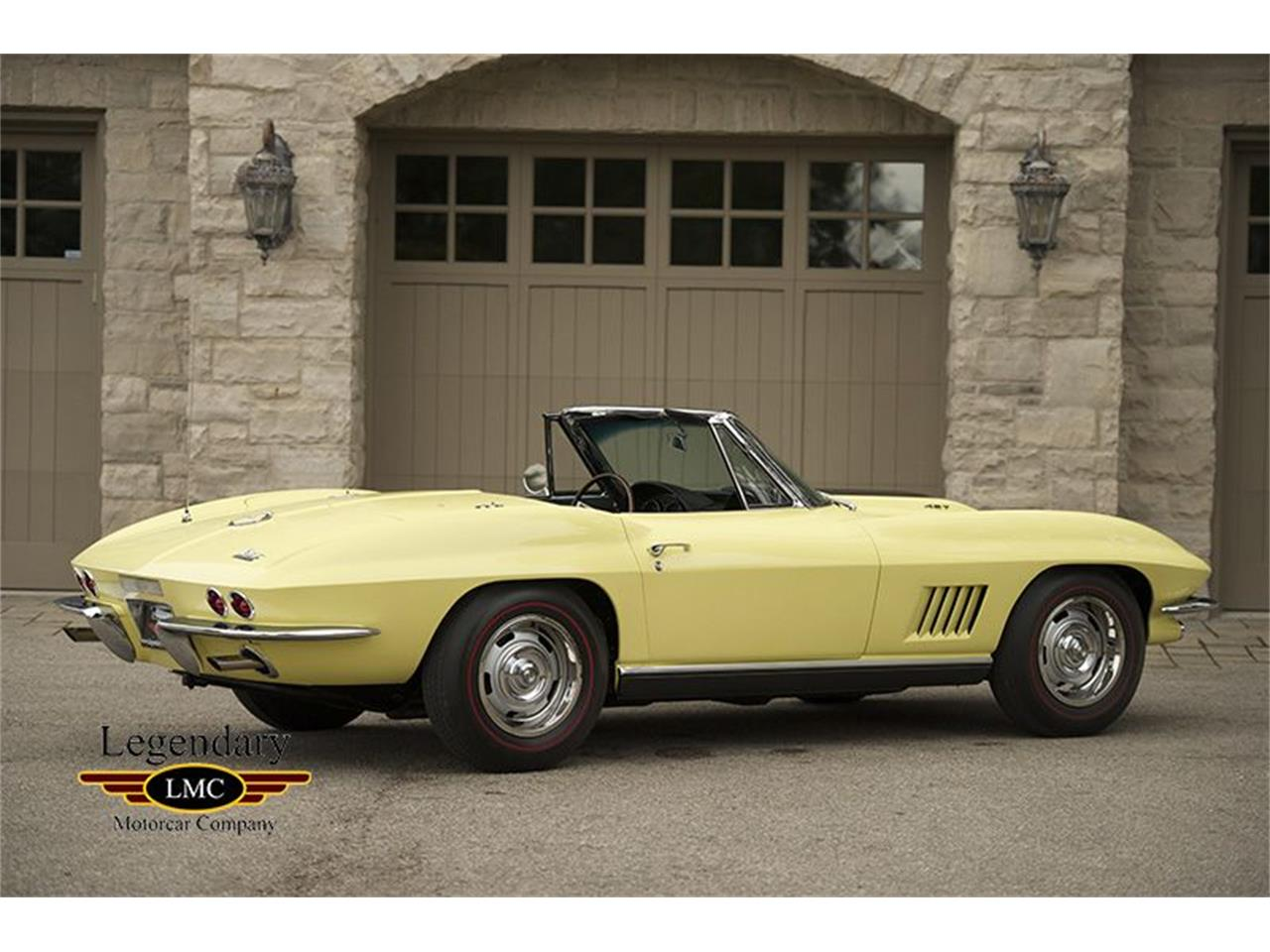 Large Picture of Classic 1967 Chevrolet Corvette - $171,500.00 - KYAL