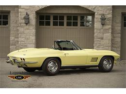 Picture of 1967 Corvette - $171,500.00 Offered by Legendary Motorcar Company - KYAL