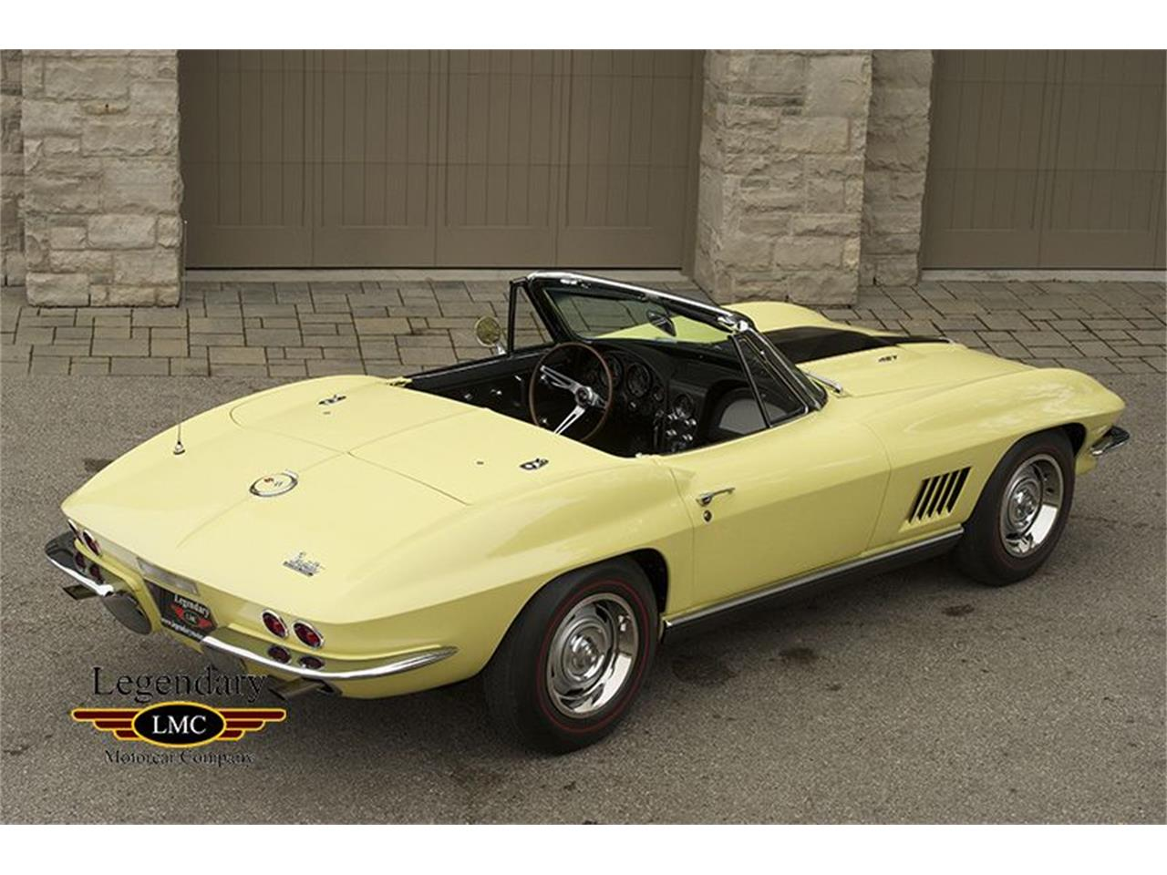 Large Picture of 1967 Chevrolet Corvette Offered by Legendary Motorcar Company - KYAL