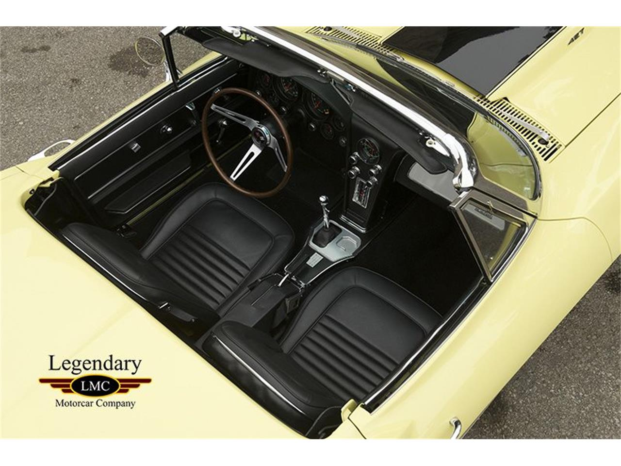 Large Picture of Classic '67 Chevrolet Corvette Offered by Legendary Motorcar Company - KYAL