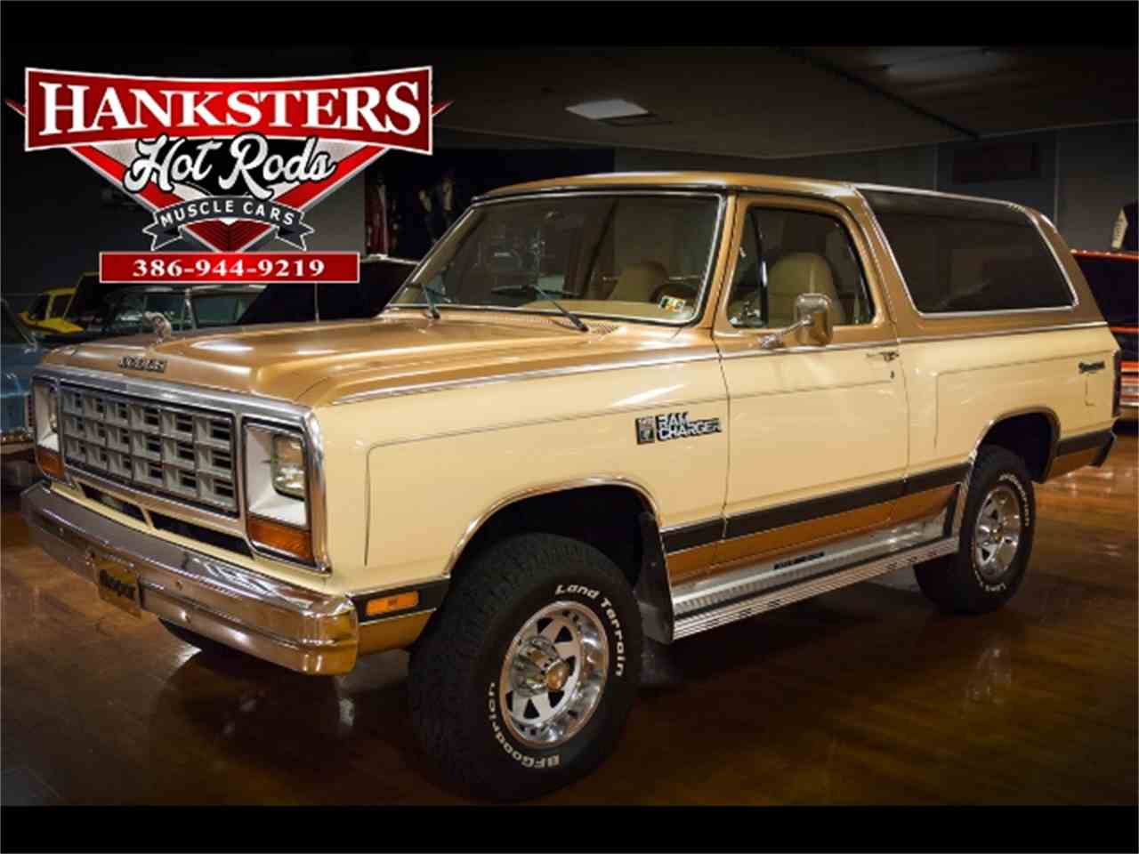 sale news dodge ramcharger for