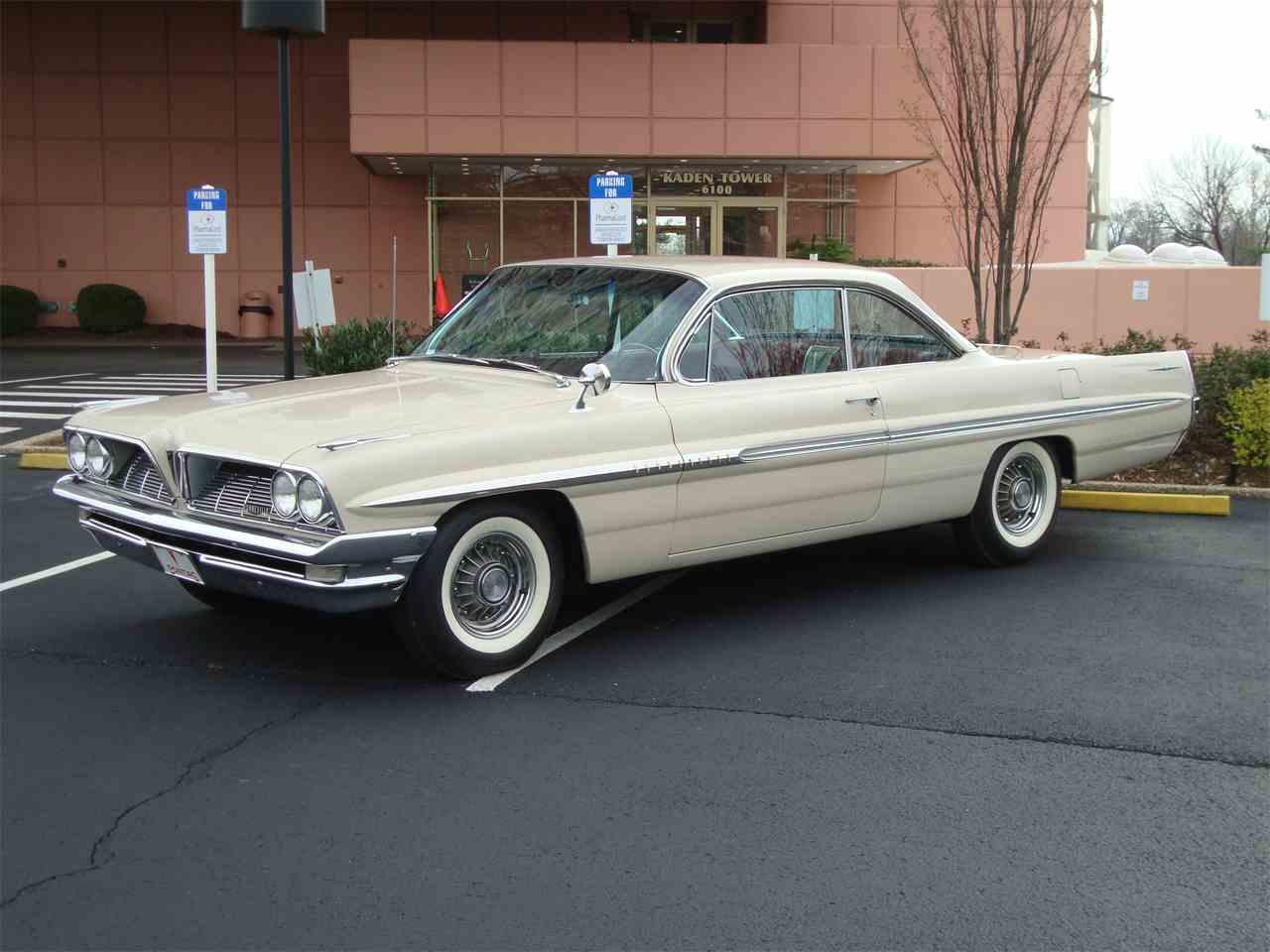 1961 Pontiac Bonneville For Sale Classiccars Com Cc 977638
