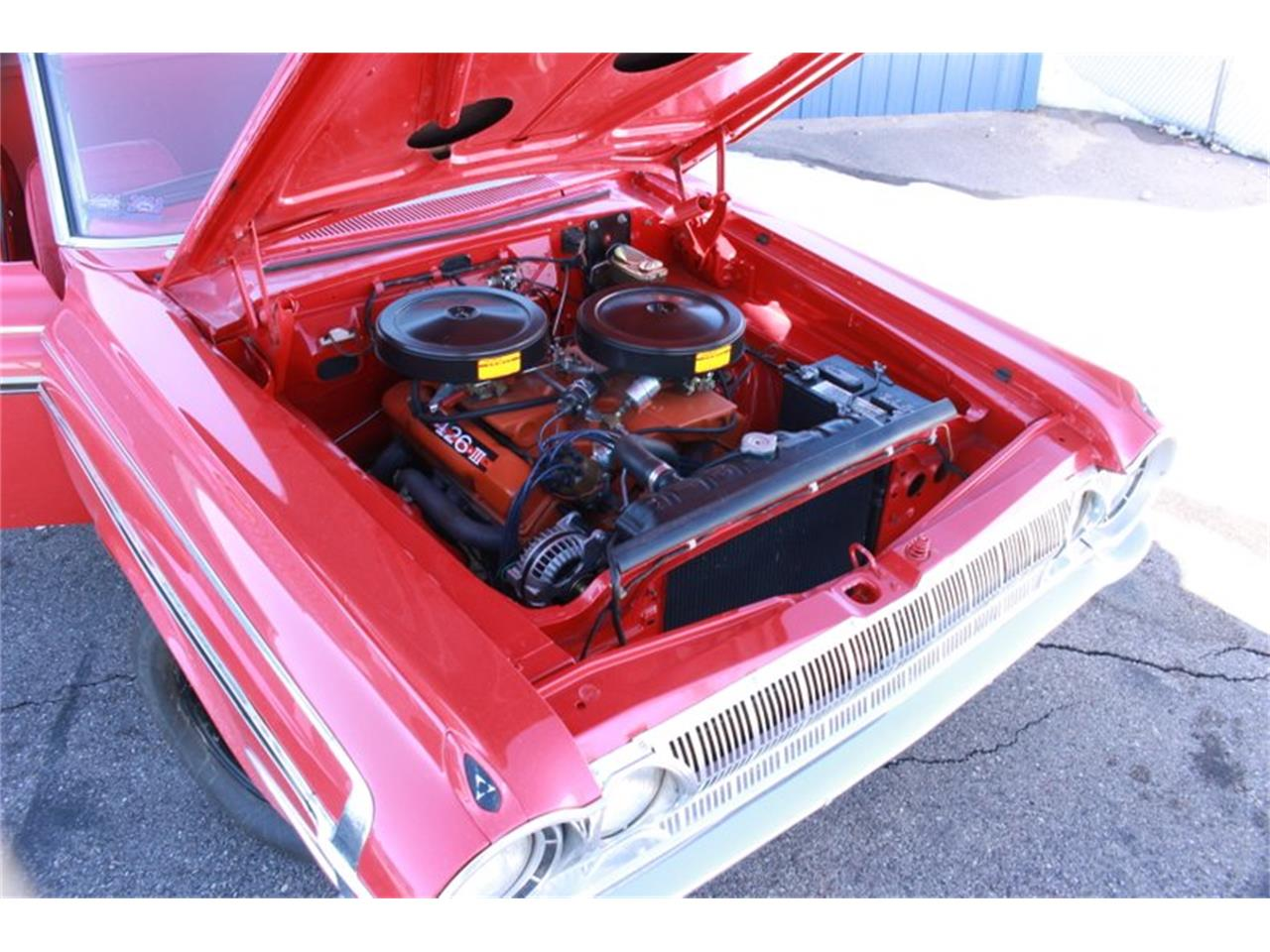 Large Picture of Classic 1964 Dodge Polara located in Vernal Utah - $38,500.00 Offered by Salt City Classic & Muscle - KYDT