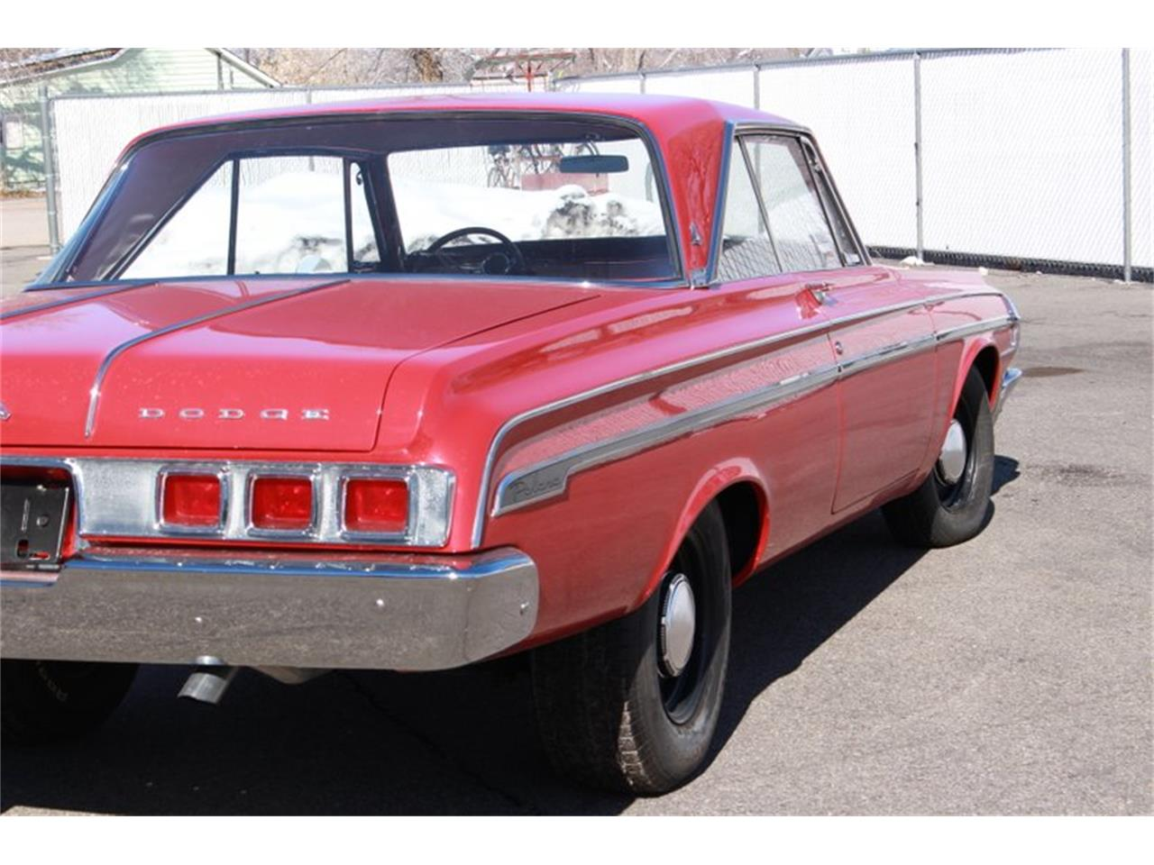 Large Picture of Classic 1964 Dodge Polara located in Vernal Utah Offered by Salt City Classic & Muscle - KYDT