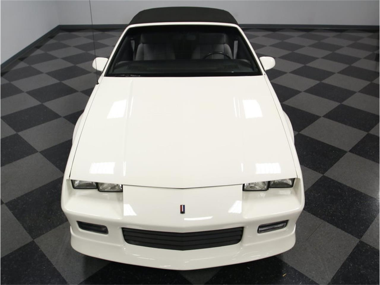 Large Picture of '89 Camaro RS - KYFI