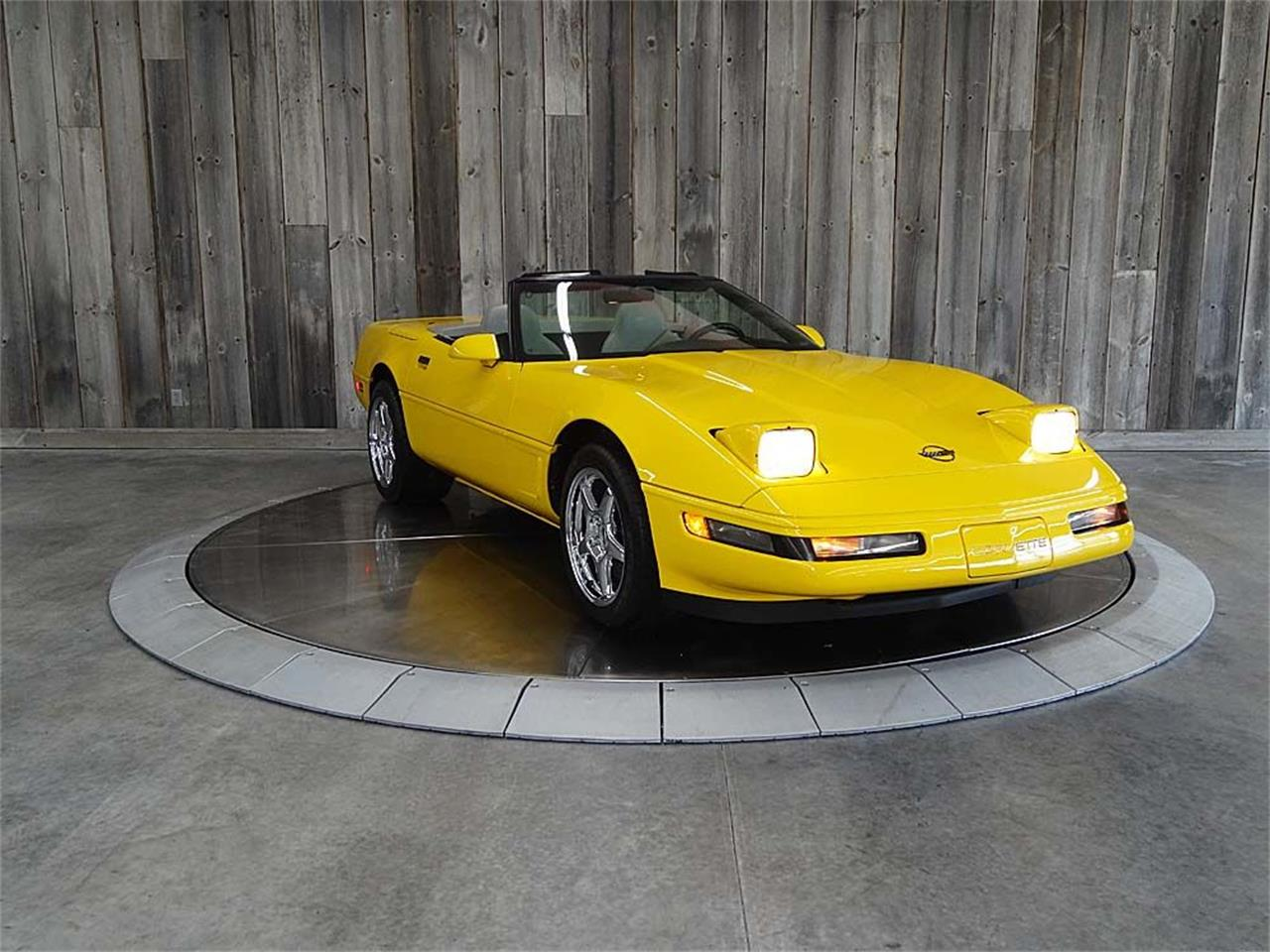 Large Picture of '95 Corvette - KYFQ