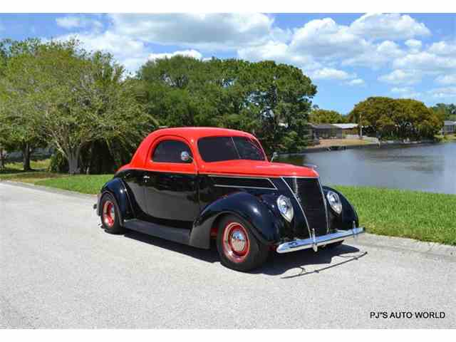 Picture of '37 Coupe - KYGH