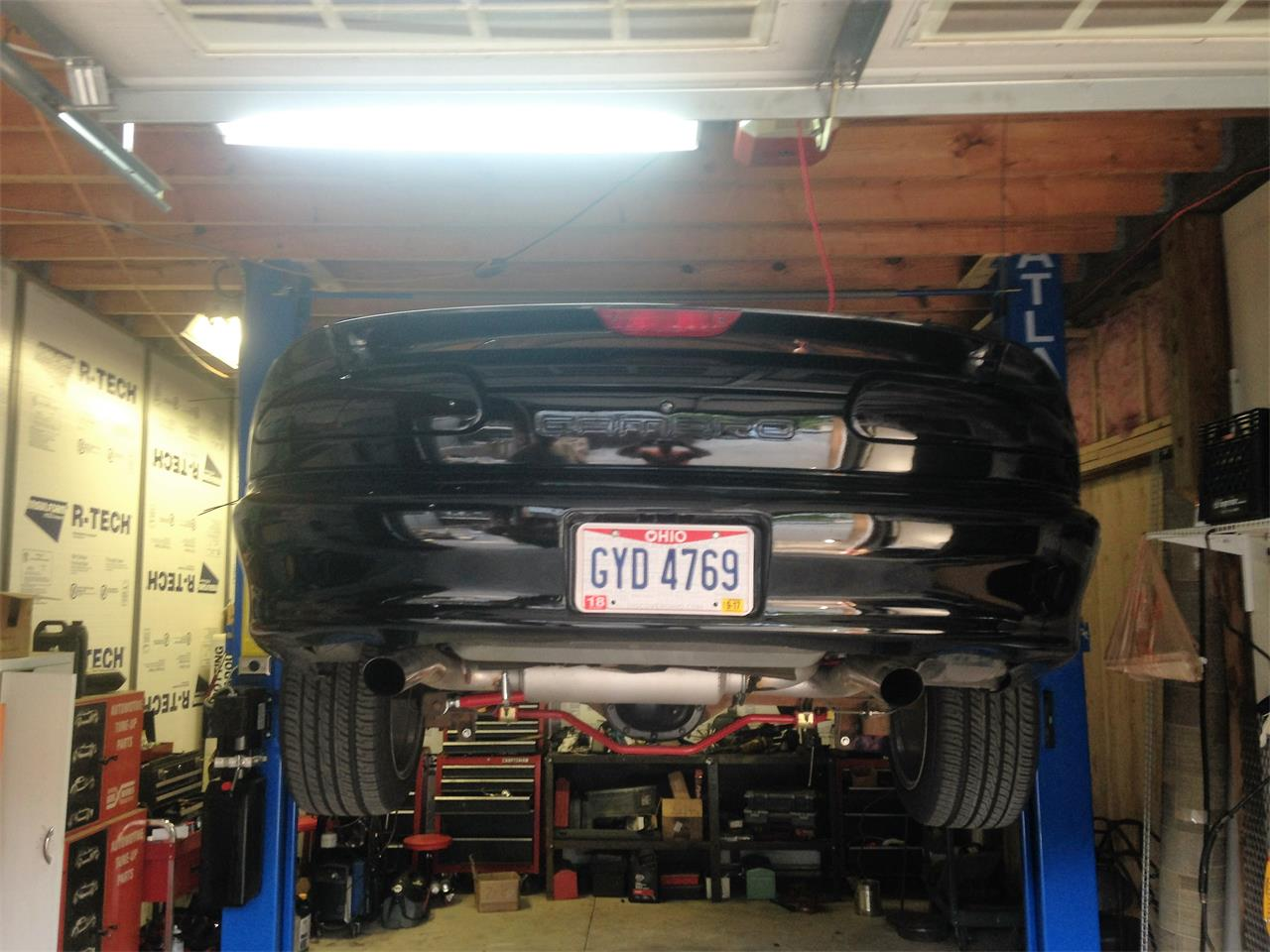 Large Picture of 1994 Chevrolet Camaro Z28 - $7,000.00 - KYI2