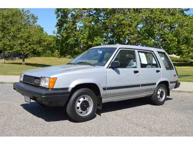 Picture of '85 Toyota Tercel located in San Jose California Offered by  - KYIK