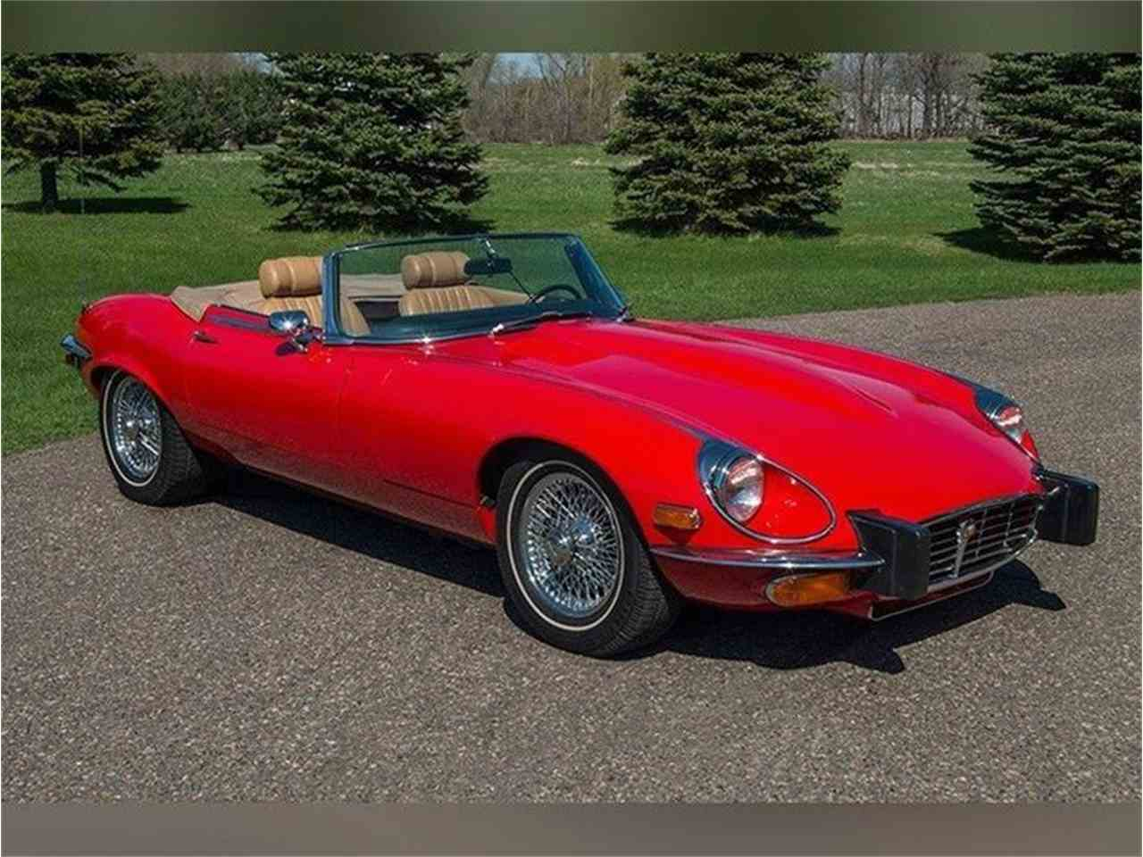 Large Picture of '74 E-Type - KYJ7