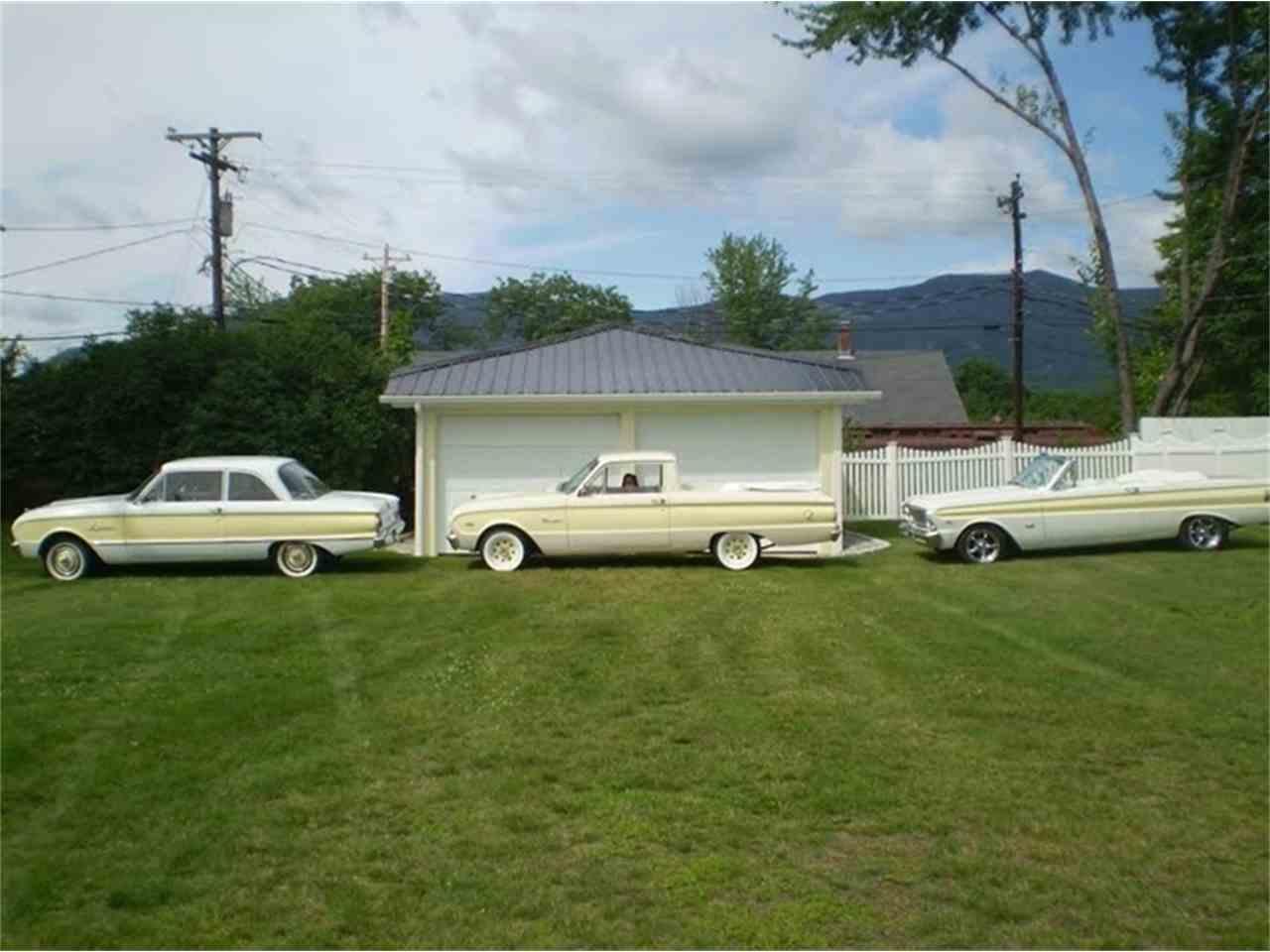 New Hampshire Falcon Cars