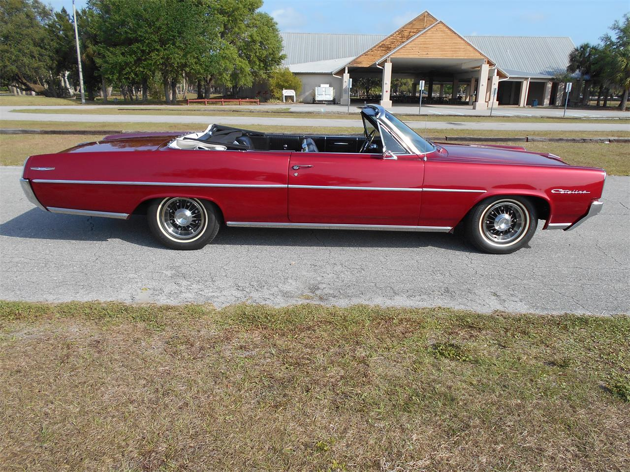 Large Picture of Classic 1964 Pontiac Catalina located in Florida Offered by a Private Seller - KYKX