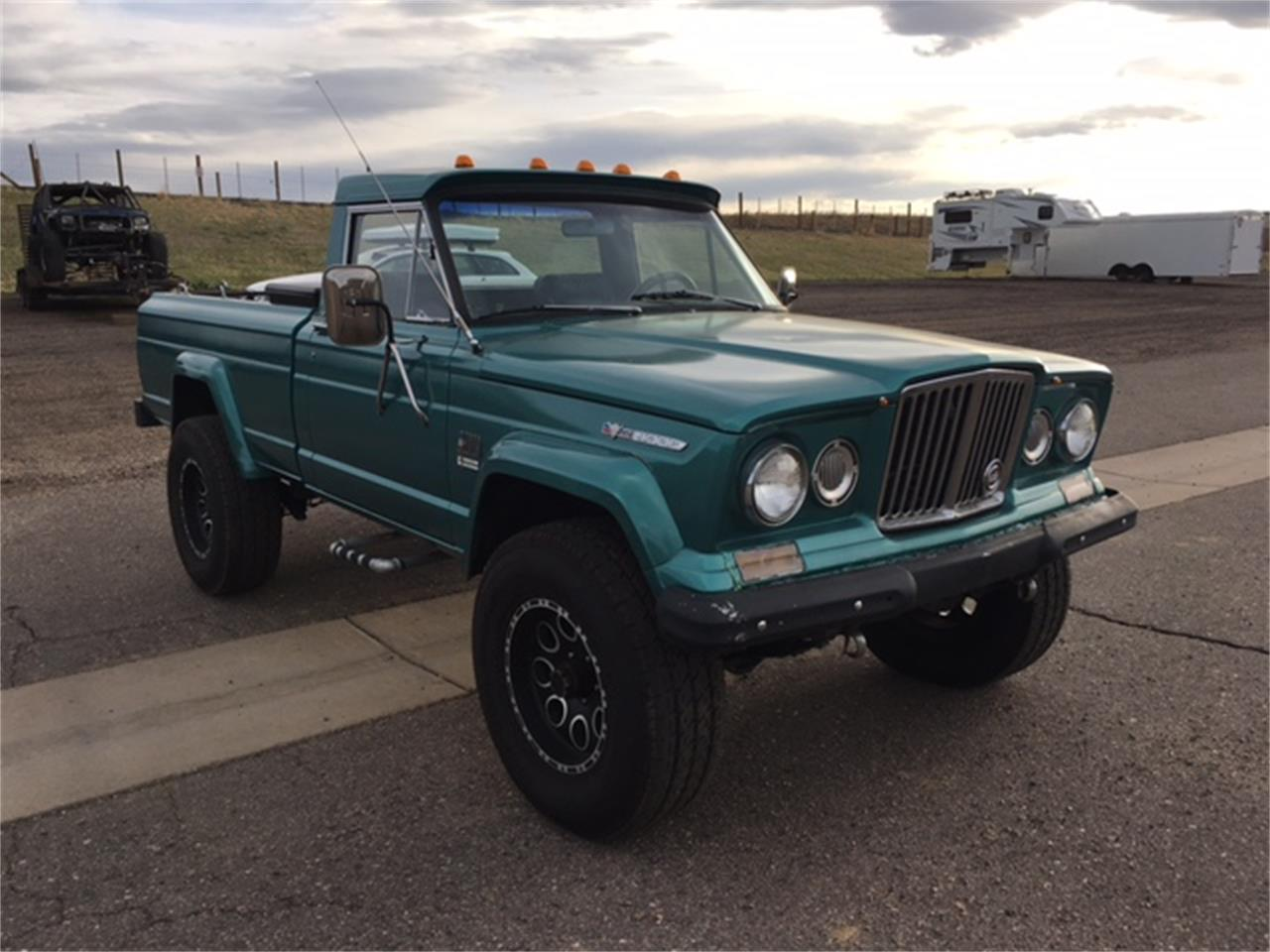 1969 Jeep Gladiator For Sale Classiccars Com Cc 977973