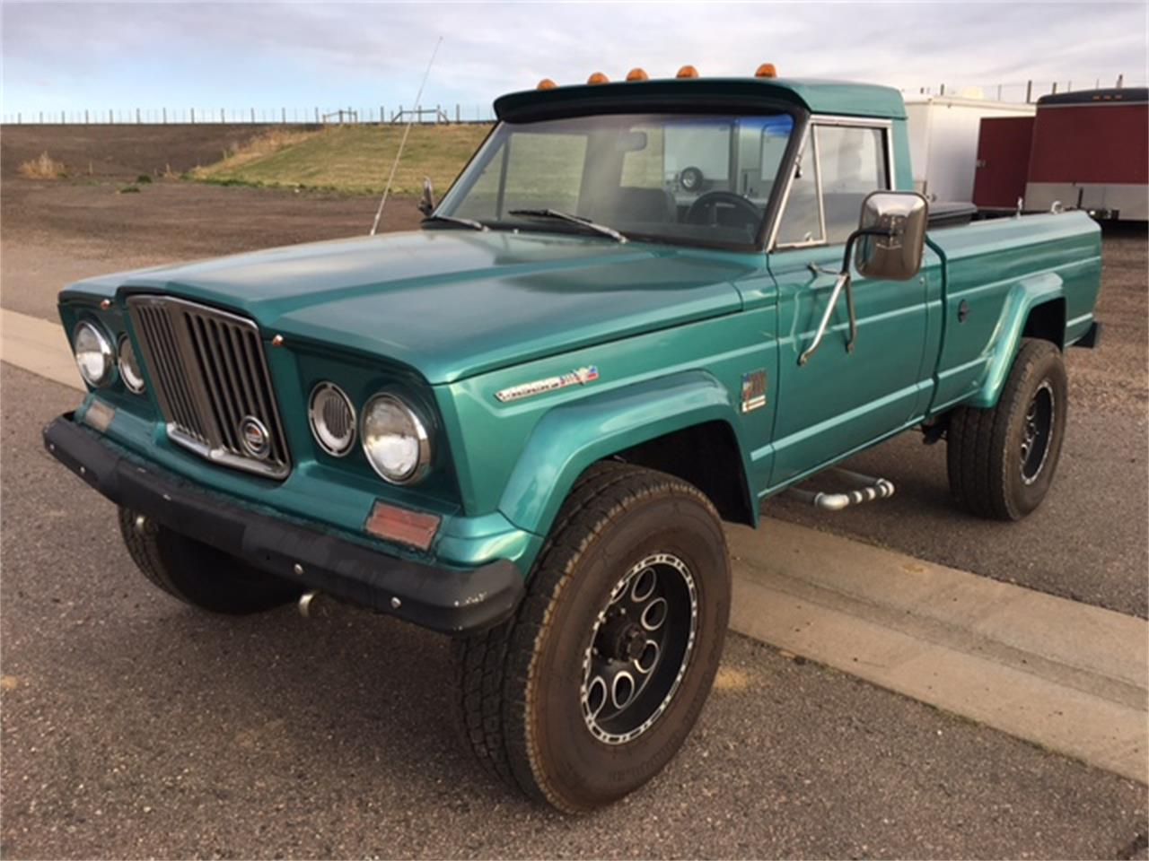 Cars Under 5000 >> 1969 Jeep Gladiator for Sale | ClassicCars.com | CC-977973