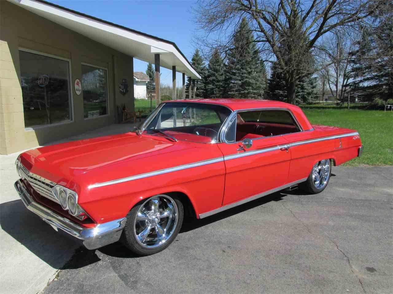 1962 chevrolet impala ss for sale cc 977991. Black Bedroom Furniture Sets. Home Design Ideas
