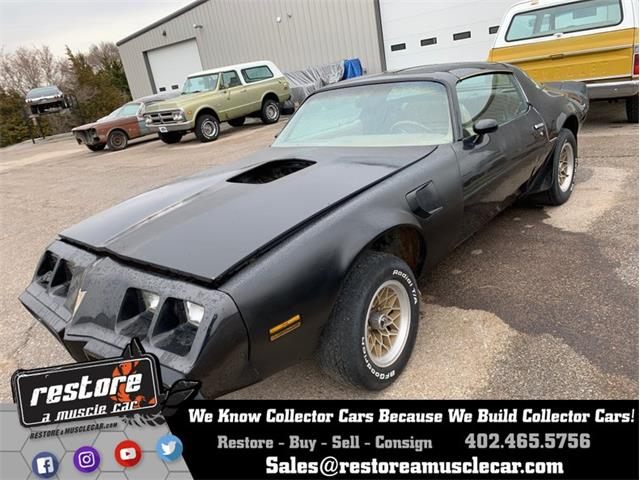 Picture of '79 Pontiac Firebird Trans Am located in Nebraska - $11,900.00 Offered by  - KYNS